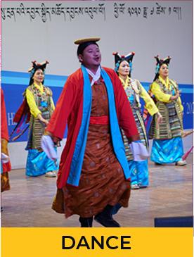 Tibetan Institute of Performing Arts - Dance