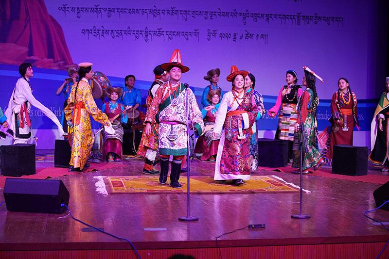 Yarkyi Festival - Tibetan Institute of Performing Arts