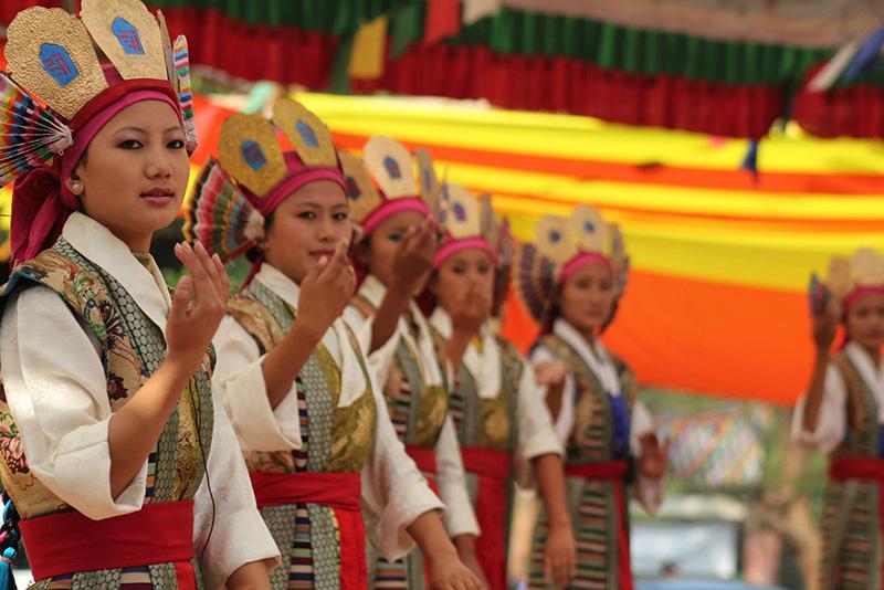 Tibetan Institute of Performing Arts - Tours