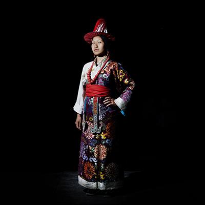 Domey Female - Tibetan Institute of Performing Arts