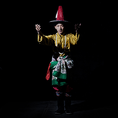 Domey Male - Tibetan Institute of Performing Arts