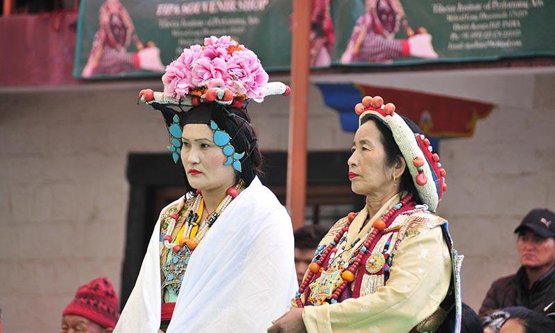 Drowa-Sangmo - Tibetan Institute of Performing Arts