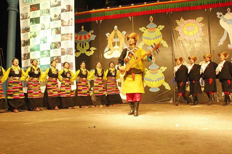 International Tours - Tibetan Institute of Performing Arts
