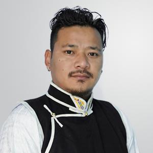 TENZIN JORDEN - Tibetan Institute of Performing Arts - Senior Artistes