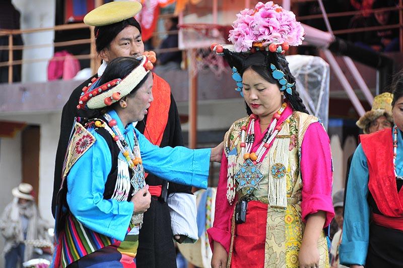 Nangsa-Obum - Tibetan Institute of Performing Arts