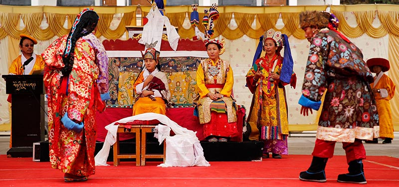 Pema Woebar - Tibetan Institute of Performing Arts