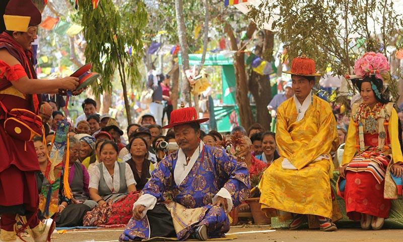 Prince Norsang - Tibetan Institute of Performing Arts