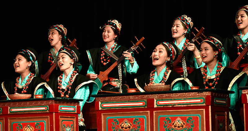 Folk Song and Dance (Tipa)