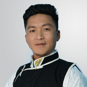TENZIN CHUNNEY - Tibetan Institute of Performing Arts - Senior Artistes