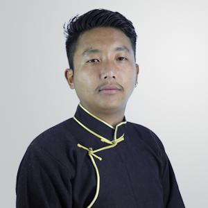 TENZIN NYIMA - Tibetan Institute of Performing Arts - Junior Artiste