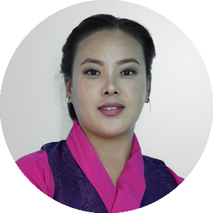 TENZIN YANGDON - Tibetan Institute of Performing Arts - Senior Artistes