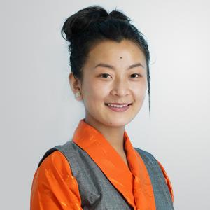 TENZIN YANGDON - Tibetan Institute of Performing Arts - Junior Artiste