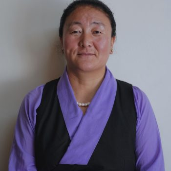 KUNCHOK DOLMA - Tibetan Institute of Performing Arts - Intermediate Artiste