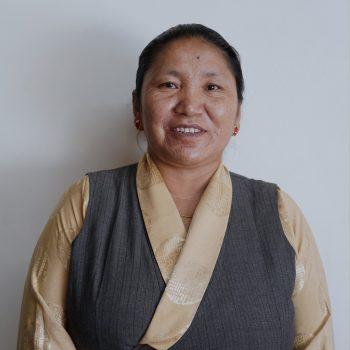 DELEK CHOZOM - Tibetan Institute of Performing Arts - Intermediate Artiste