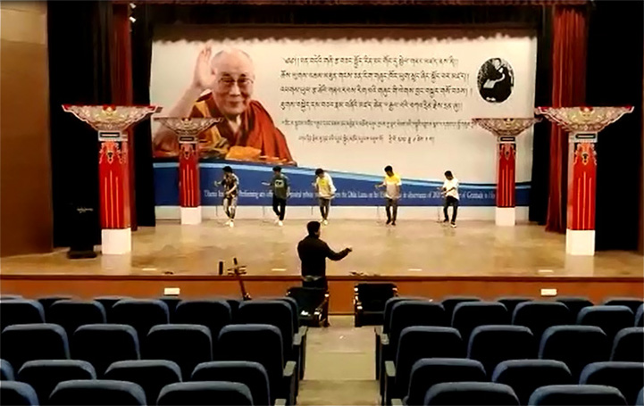 Tibetan Institute of Performing Arts - About Us