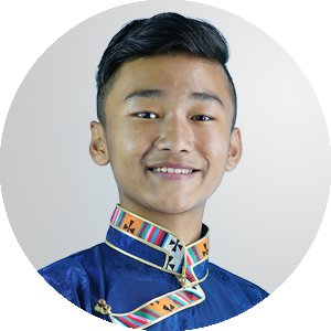 TENZIN JAMPA - Tibetan Institute of Performing Arts - Artiste