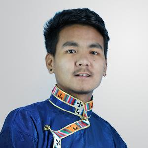 TENZIN TSETAN - Tibetan Institute of Performing Arts - Artiste